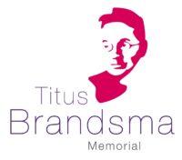 Logo van Titus Brandsma Memorial