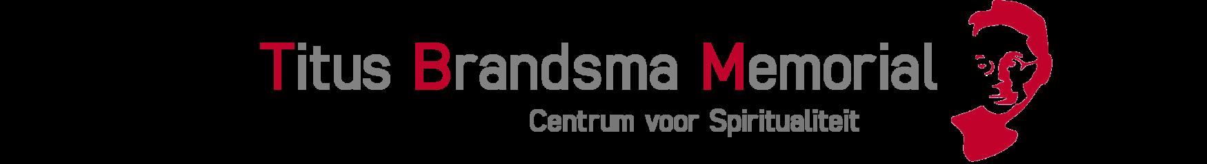Titus Brandsma Memorial Logo