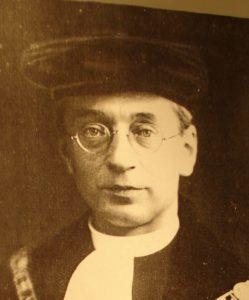 Hoogleraar filosofie en mystiek, Prof.dr. Titus Brandsma o.carm.