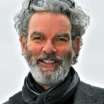 Piet Jetten, kunstenaar van het Festival der Kunsten in Nijmegen.