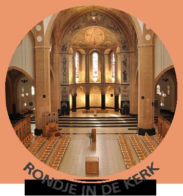 rondje in de titus brandsma gedachtenis kerk