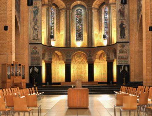 Er zijn weer vieringen in Titus Brandsma gedachteniskerk