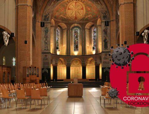 Geen vieringen in Titus Brandsma gedachteniskerk