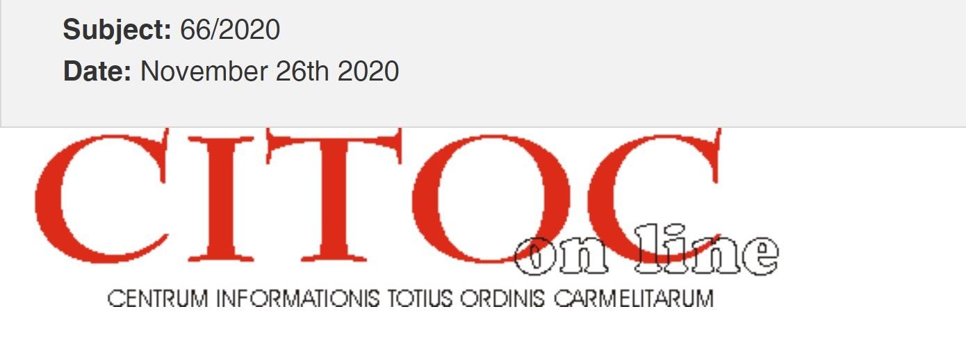 logo van Carmelitaans Centrum in Rome linkt naar het artikel