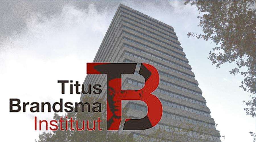 de afbeelding van de website linkt naar het Titus Brandsma Instituut