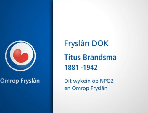 Friese documentaire over Titus Brandsma
