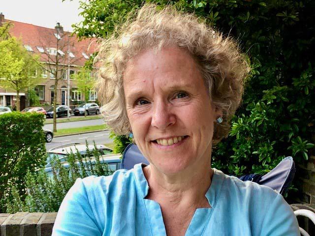 portret van Annemieke Varkevisser